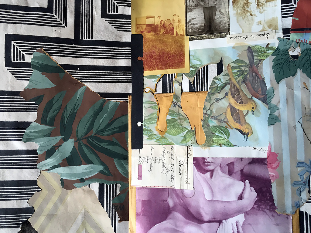 Paper Quilt by Monica Canilao